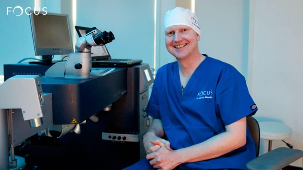 World class laser eye surgeons